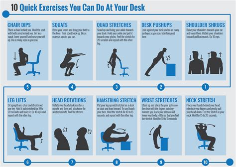 exercises to do at your desk with pictures leg stretches you can do at your desk hostgarcia