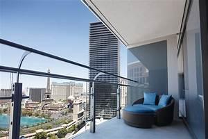 Swanky Hotel Interior Design: The Cosmopolitan of Las
