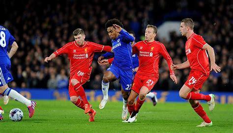 Chelsea vs. Liverpool: Lucha y pelea por la final (FOTOS)