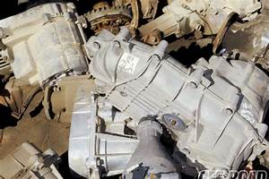 Common Transfer Cases - Guide - High And Low Ranges