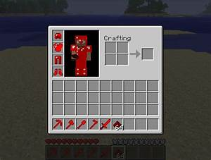 Redstone Armour and Tools! Minecraft Mod