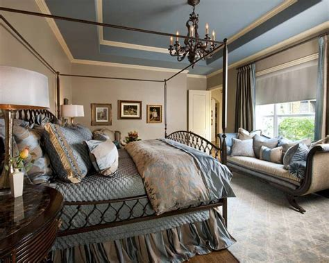 Living Room Colour Ideas Brown Sofa by Blue And Beige Master Bedroom Traditional Bedroom