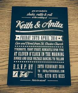 magikal moments bespoke wedding stationery design and With rock n roll wedding invitations uk