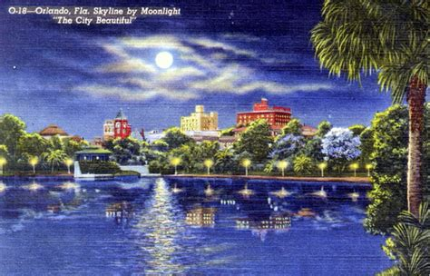 florida memory  city beautiful orlando florida
