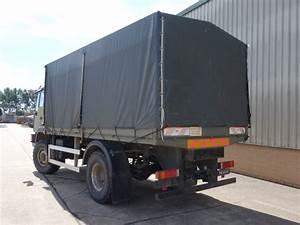 MAN 10.185 4x4 drop side cargo trucks ex military for sale ...