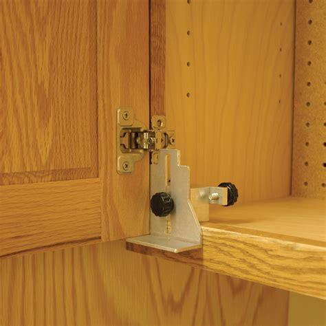 installing kitchen cabinet doors cabinet door installation tool walzcraft 4736