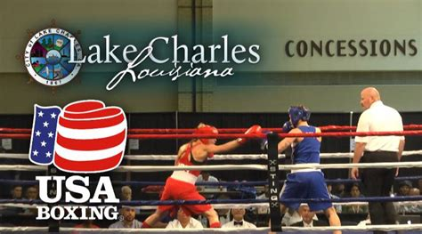 lake charles host boxing olympic trials national