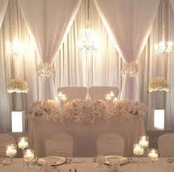 simple elegant backdrop wedding decor pinterest table and chairs facebook and brides