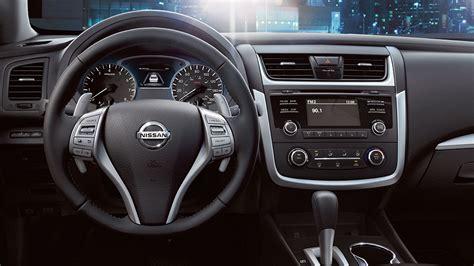 2017 Nissan Altima Interior by 2017 Nissan Altima Nissan Canada