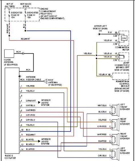 2000 Mitsubishi Eclipse Gt Stereo Wiring Diagram mitsubishi eclipse questions need help with aftermarket