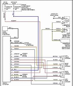 2005 Mitsubishi Eclipse Stereo Wiring Harness Diagram