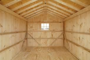 storage building design choosing the proper shed plans