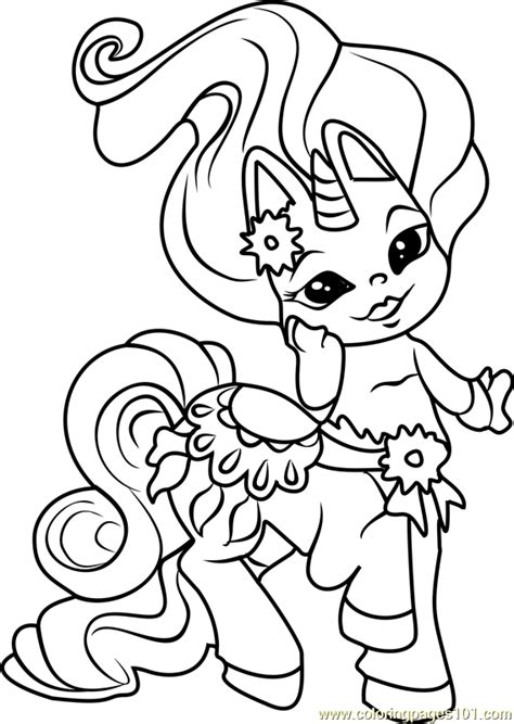mary   zelf coloring page   zelfs coloring