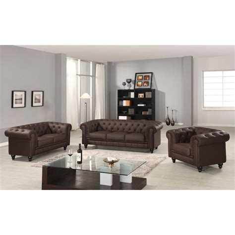 canapé chesterfield marron canape chesterfield marron capitonne 3 2 1 places achat