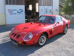 Ferrari 250 Gto A Vendre : ferrari gto r plique ~ Medecine-chirurgie-esthetiques.com Avis de Voitures