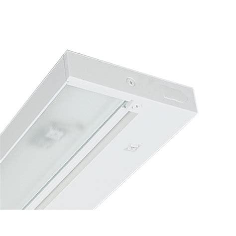 juno lighting upled30 wh 8 light led cabinet light
