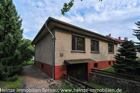 Heinze Immobilien  Massives, Voll Unterkellertes