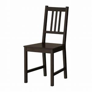 Ikea Stuhl Durchsichtig : stefan stuhl ikea ~ Buech-reservation.com Haus und Dekorationen
