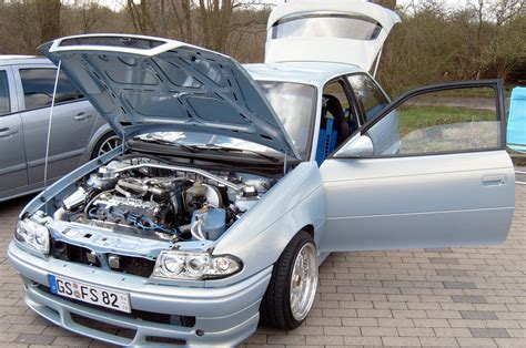 Opel Astra F by Opel Astra F Tuning 2 Tuning