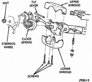 Wiring Harness Diagram For 92 Dodge Dakota Steering Column