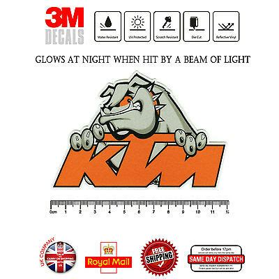 for ktm decals stickers logos orange small set 1 dash and yoke fairing helmets3 163 3 99
