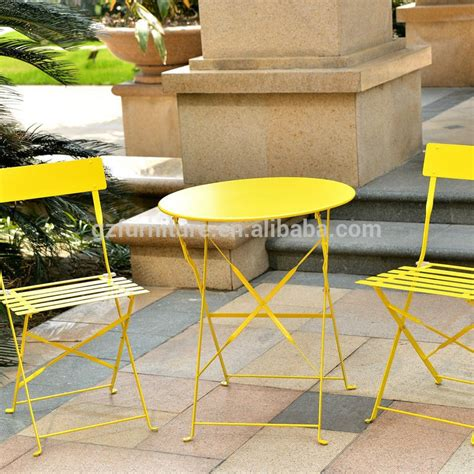 Buy Garden Table And Chairs by Coffee Shop Matel Outdoor Garden Sets Bistro Tables And
