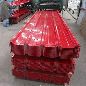 china supplier ppgi galvanized steel corrugated roof panel With corrugated steel roof panel prices