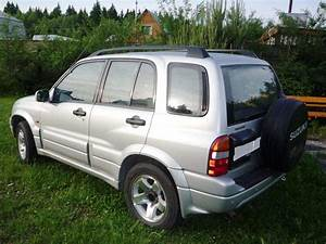 2000 Suzuki Grand Vitara For Sale  2495cc   Gasoline