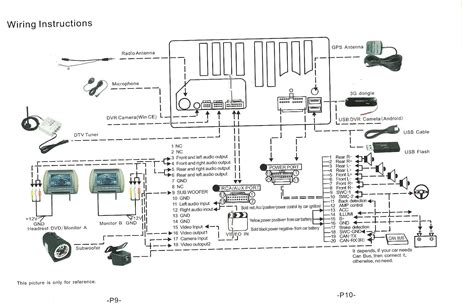 Hk395 Subwoofer Wiring Diagram by Unit Question Page 2 Mbworld Org Forums