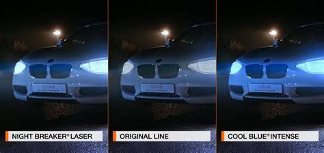 h7 len test philips osram product comparison osram automotive