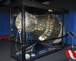 Liberty Bell 7 Spacecraft Model (page 3) - Pics about space