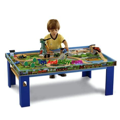 thomas wooden railway table thomas wooden train sets thomas friends wooden railway