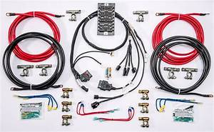 - Electric Vehicle Car Wiring Harness Kit