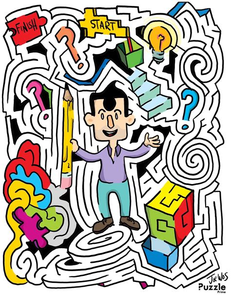 Puzzle Prime Maze - Puzzle Prime