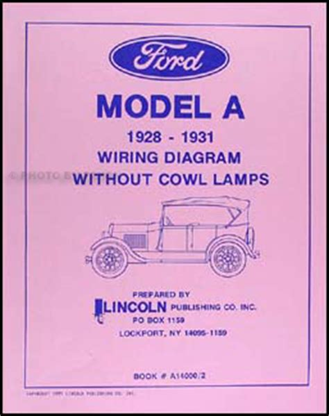 1928 Ford Model A Wiring by Search