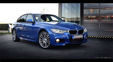 Bmw F30 335d Xdrive With 440 Hp