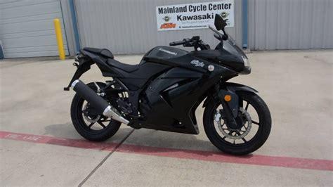 Pre Owned 2012 Kawasaki Ninja 250 Black