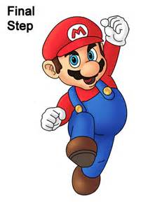 Super Mario Drawings
