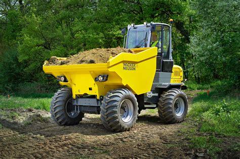 wacker neuson dw dumper coppard construction equipment sales