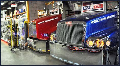 miami star truck parts showroom find