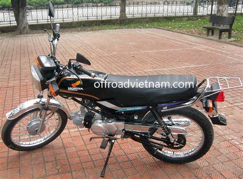 win a motocross bike honda win 100cc hire hanoi offroad vietnam motorbike