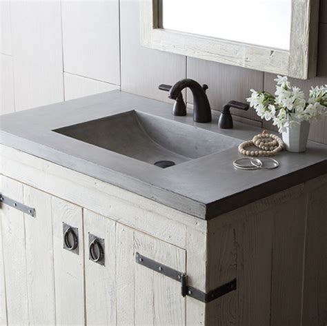 Vanity Tops by How To Install A Bathroom Vanity Home And Gardens