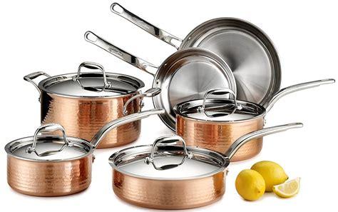 copper bottom pans   inclusive guide
