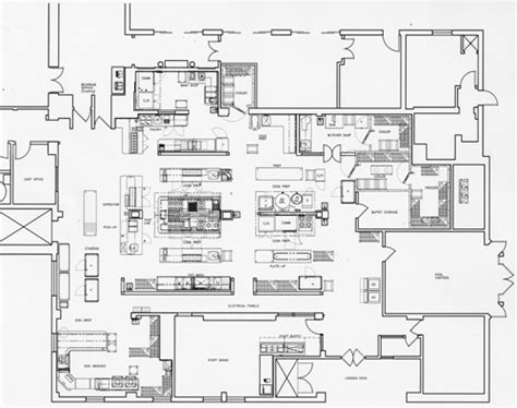 floor plan restaurant kitchen kitchen floor plan floor plans small 3443