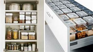 Astuce Rangement Cuisine Pas Cher : rangement placard cuisine pas cher ~ Melissatoandfro.com Idées de Décoration