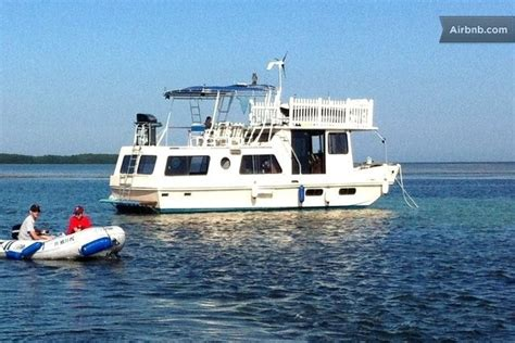 Airbnb Key Largo Boat Rental by Nature Houseboat In The Nature The O Jays