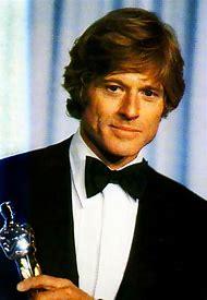 Robert Redford Oscar