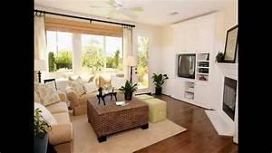 Small, Living, Room, Furniture, Arrangement, U2013, Modern, House