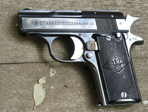 Star Firestar M-mm Pistol-the Truth