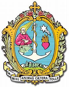 Salesian Logo and Coat of Arms Salesians Ireland Continuing Don Bosco's Mission for Young People